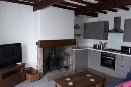 Semi rural one bed cottage in West Yorkshire