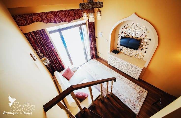 SOFIA BOUTIQUE HOTEL №9