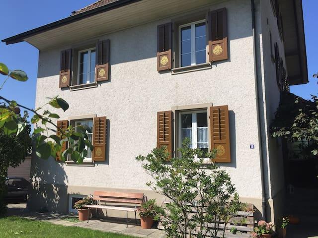 Zofingen - Zuhause im Grünen mit Charme