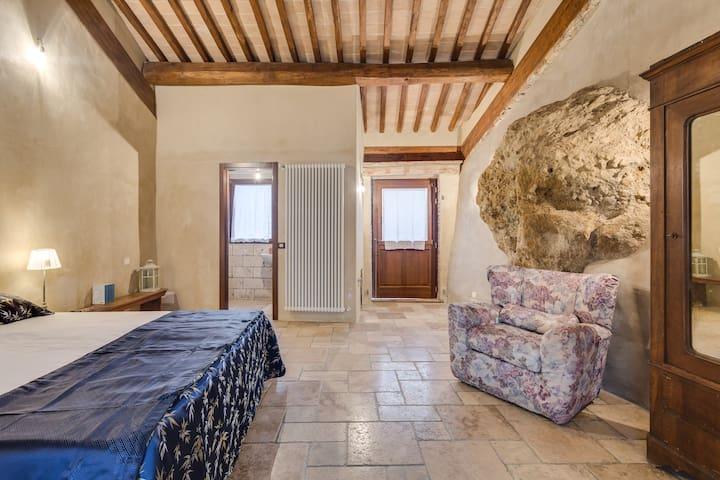 Agriturismo Le Canterie Appartamento Il Granaio - Radicondoli - Apartment