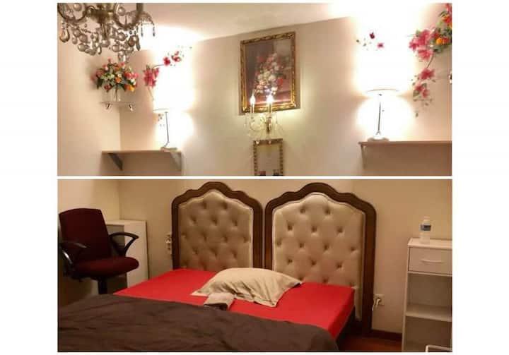 Luxury Homestay near Prefecture D'Evry