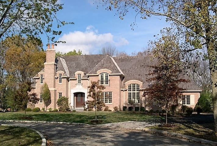 BEAUTIFUL MANSION NEAR O'HARE AND CHICAGO!!!!!!!!! - Highland Park - Talo
