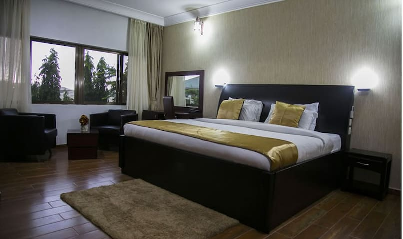 Cozy, Spacious and Eco friendly environment.