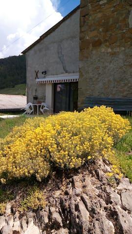 Gîte de la Sandroune hameau des Avondons