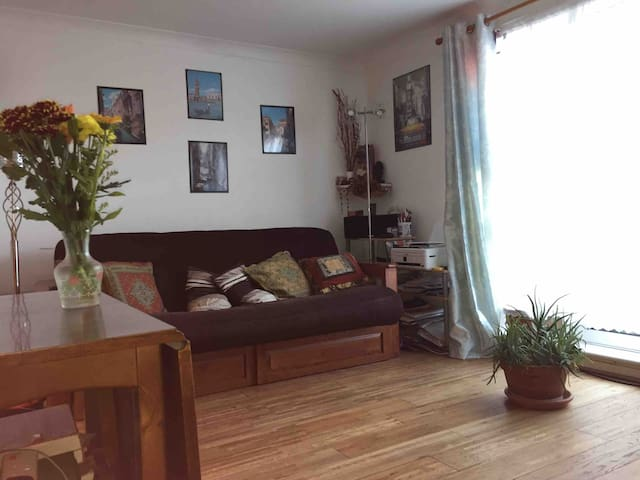 Cosy bedroom in Stepney Green - London E1