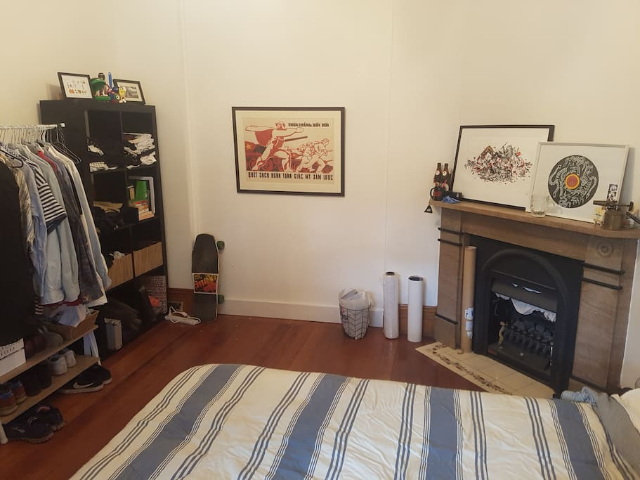 The rest of the room