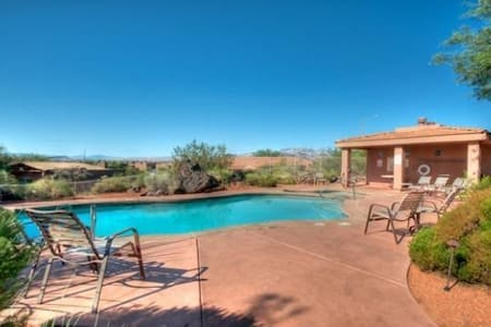 3 Bedroom Town House at Entrada with Pool/Hot Tub - Santa Clara