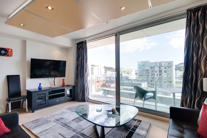 Awesome Central Wellington Apartment - Wellington - Appartement