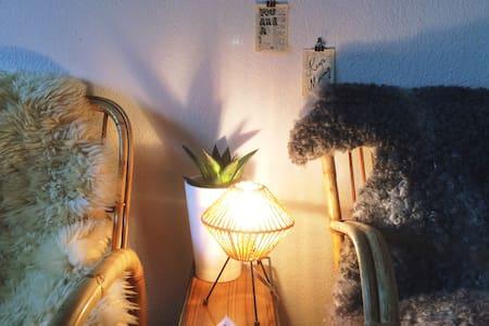 quiet 2 Room Apt, close to Stadtpark and metro U3 - Hamburg - Apartment