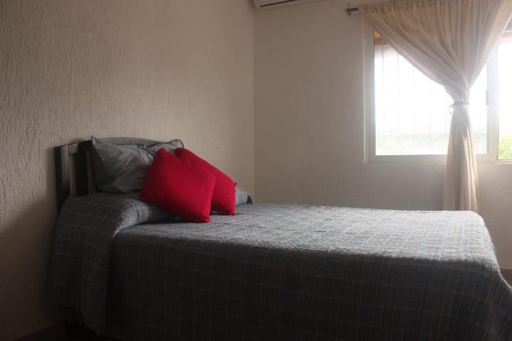 Comfortable habitación en zona residencial, Cancún