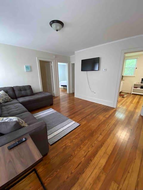 Roomy two bedroom unit in Fairport Harbor