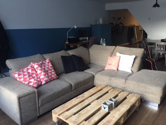 Nice apartment in the city centre of Groningen - Groningen - Wohnung