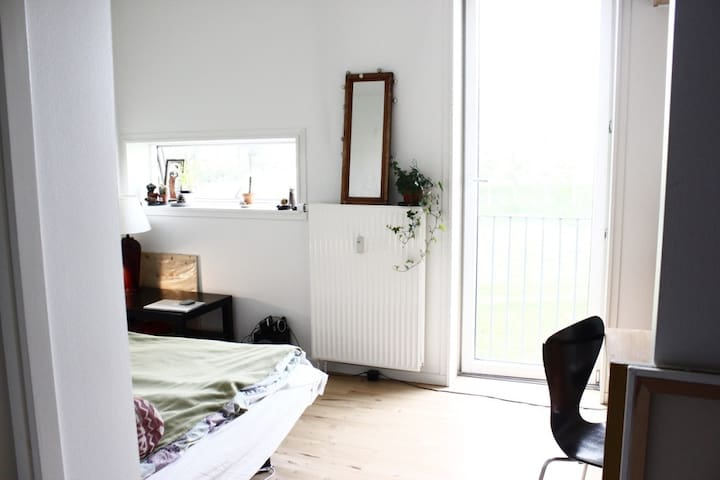 Warm and cozy apartment 20 min. from Copenhagen