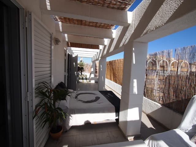 Luxury Top Floor Terrace Apt - Eivissa - Квартира