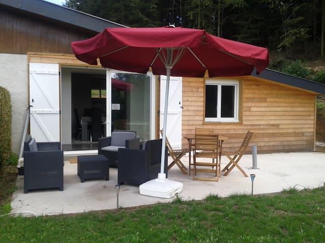 Gîte Les Maquis - Treignac - Haus