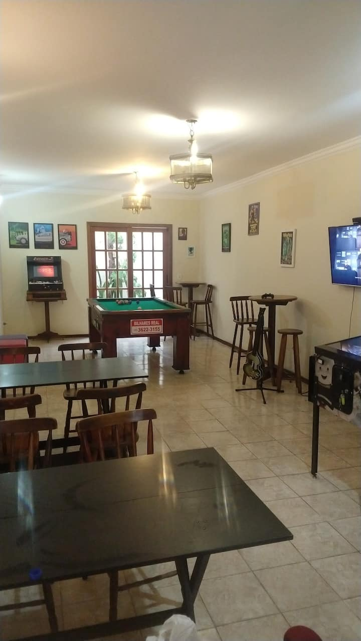 D20 HOSTEL - BAR LUDERIA