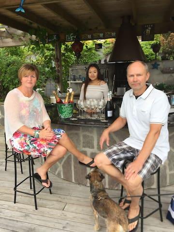 Familjen Hammarström