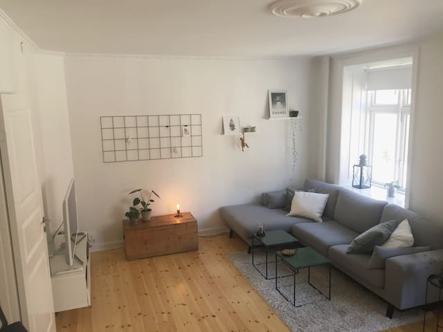 Modern and cozy 2 room flat - Frederiksberg - Apartment