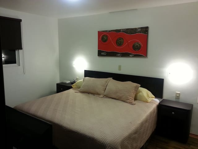 Preciosa Suite en Polanco Central
