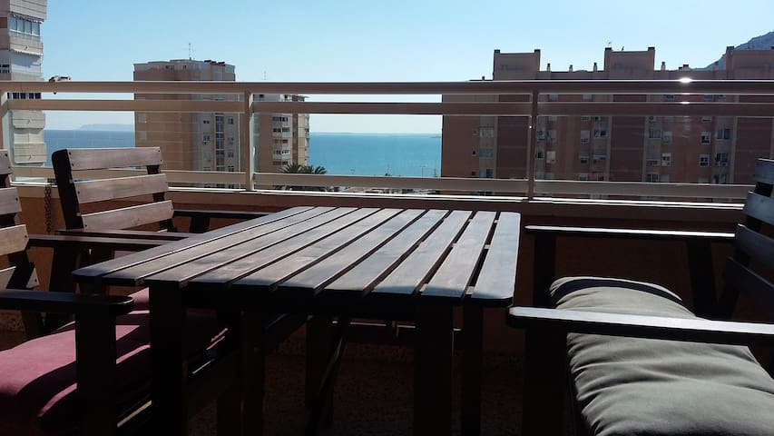 Holidays enjoying beach and montain, why not? - Alacant - Apartamento