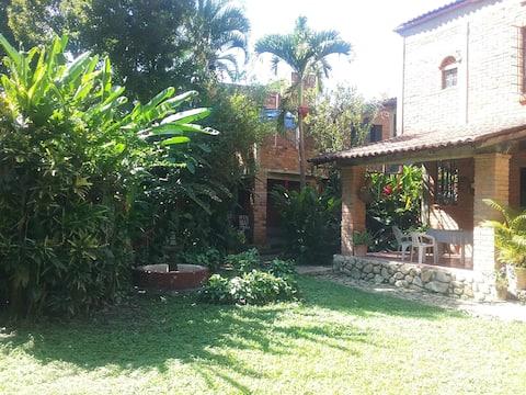 Peaceful cottage in mountains near Puerto Vallarta
