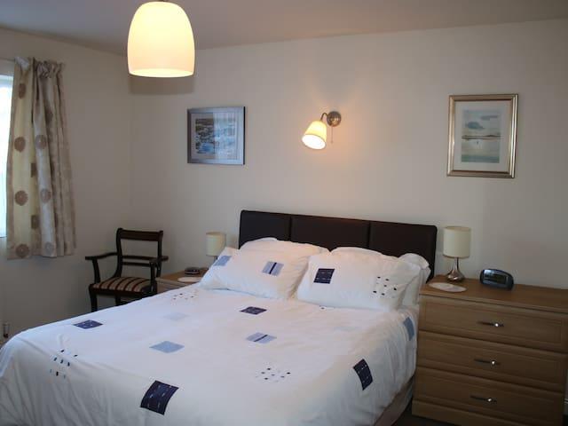 Quiet comfortable bungalow in rural Lancashire