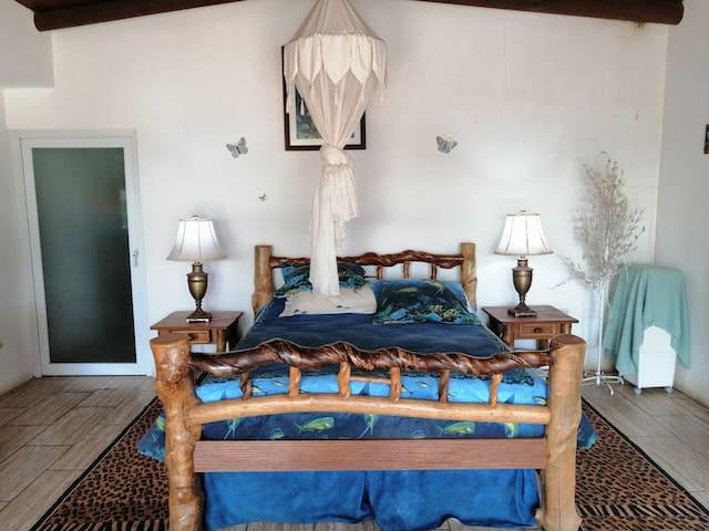 Dormitorio principal Segundo Nivel