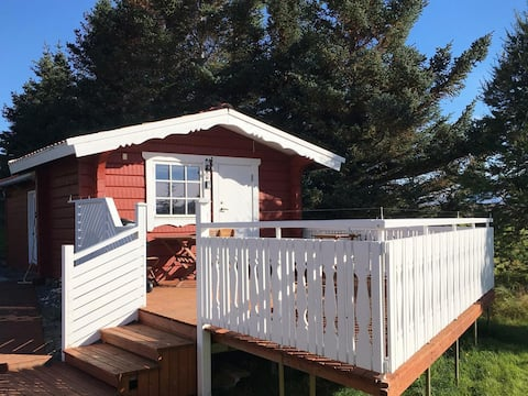 "Litli - The ""Love Nest"" (Cottage with Sauna)"