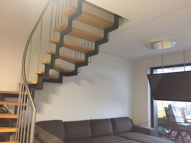 Room in mezonet flat for rent