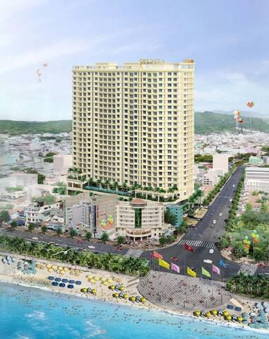 B5 Apartment Goldsea Vung Tau Close to Back Beach