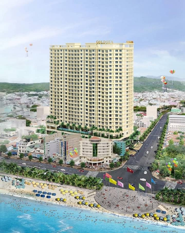 B5 Apartment Goldsea Vung Tau Close to Back Beach