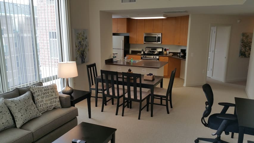 Luxurious 2-Bedroom in Reston