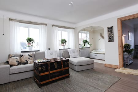 Near beach and town Trelleborg, 4 p - Apartemen