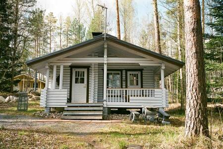 Naali cabin with wood heated sauna