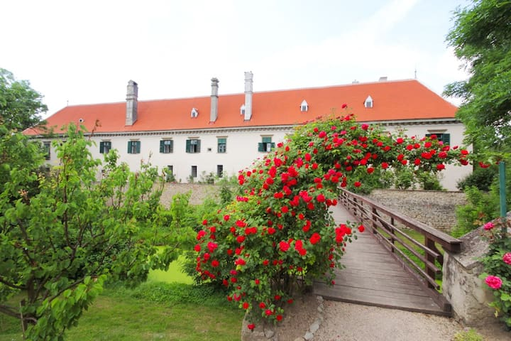 Beautiful Renaissance Castle in Lower Austria