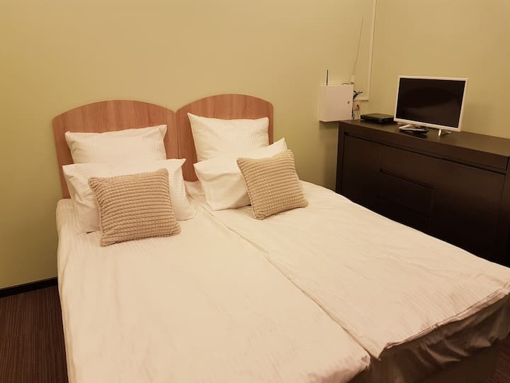 Уютный отель у ВДНХ и Телецентра в Останкино