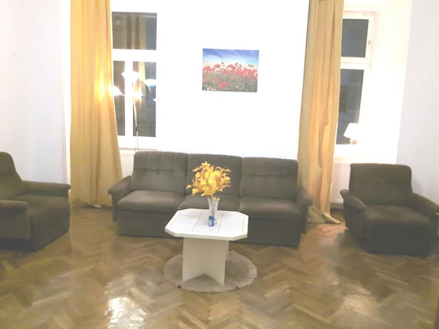 Amazing apartment 10 Minutes from City center