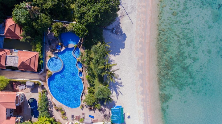 Perfect island home ThongSon beach. Long stay rate