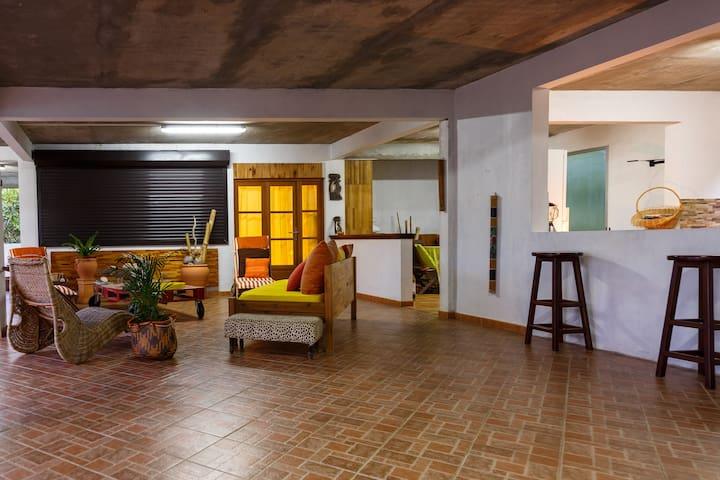 Magnifique bas de villa « La Citronnelle 2»