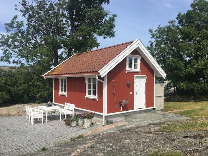 Gjestehus på Hvaler - Asmaløy ved sjøen