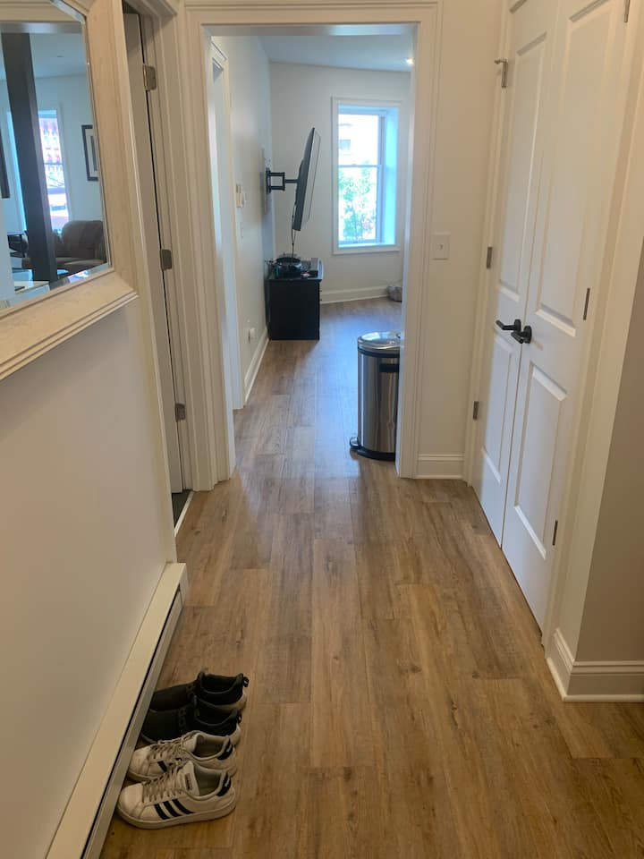 Beautiful 1+ BR in the Heart of Downtown Saratoga!