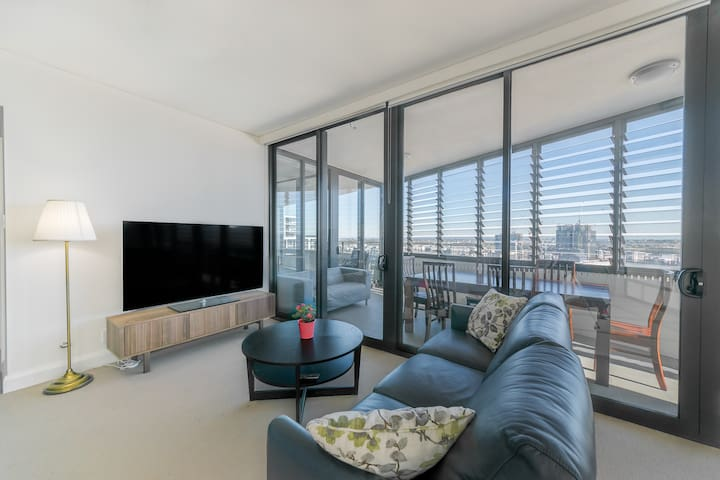 Waterview 3 Bedrooms Apartment in Rhodes RHO1306 - Rhodes - Wohnung