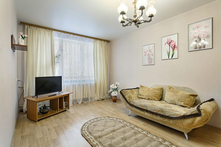 Уютная двухкомнатная квартира для Вас