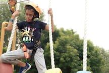 Nearest Attraction : Junior Rope