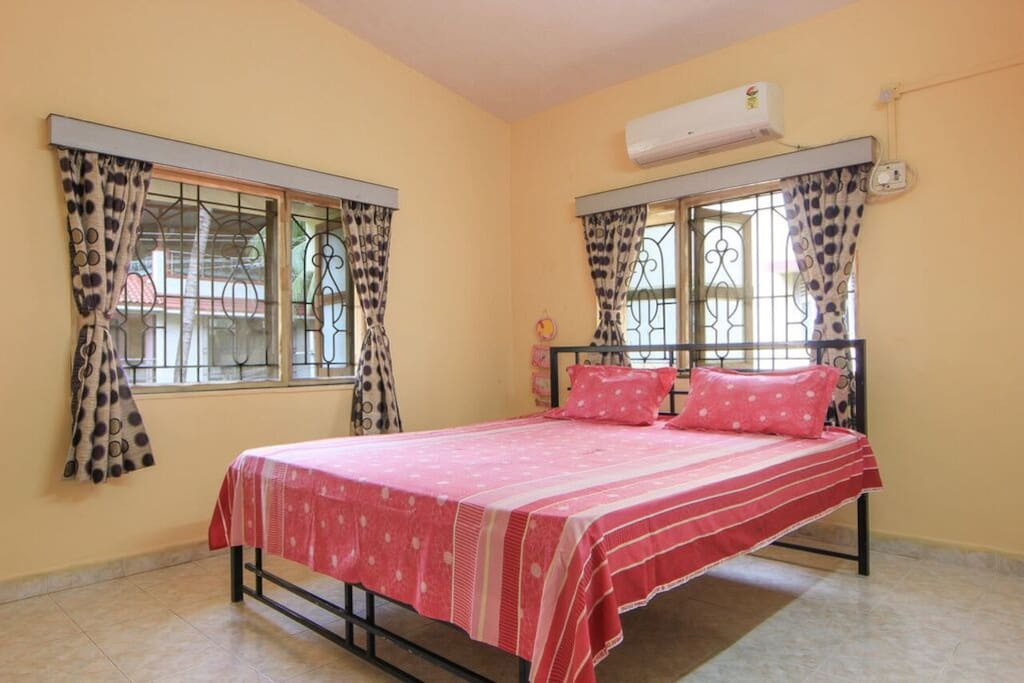 SUDEEP BUNGALOW BED ROOM ONE AC