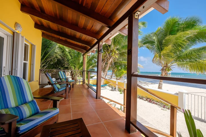 Beach, Relax and Repeat! Belize Gold Standard Certified