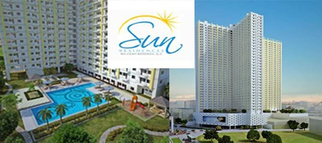 Condo at Welcome Rotonda, SM Sun Residences - Manila - Apartamento