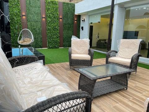 Luxury OVO Roof Villa
