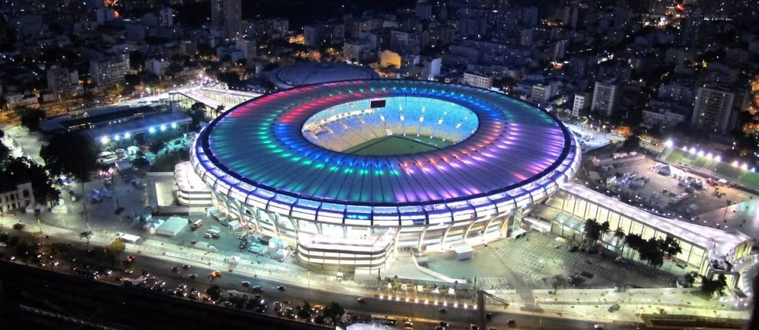 Suíte Master Maracanã - Olympic Games - Rio de Janeiro - Lägenhet