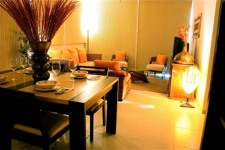 Bush-lush Home at Meridian 101! - Playa del Carmen - Appartement